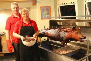 Highland Hog Roasts (Photo Credit: SCF)